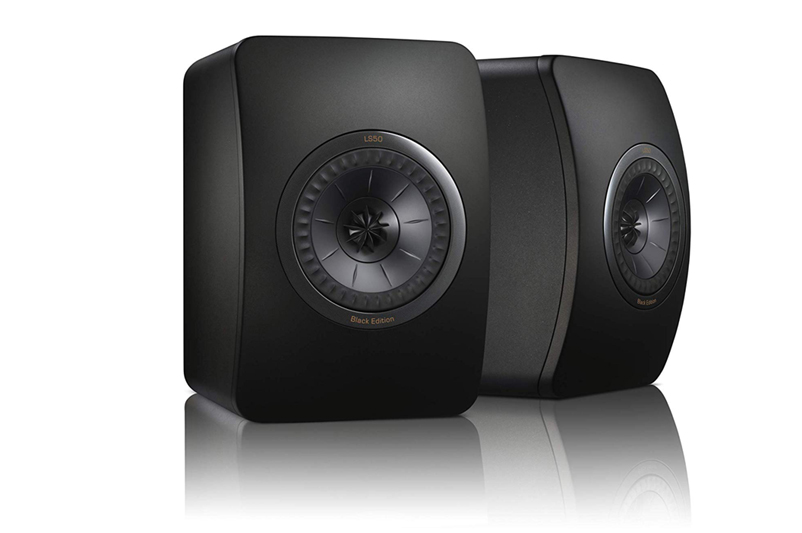 Kef LS-50 all
